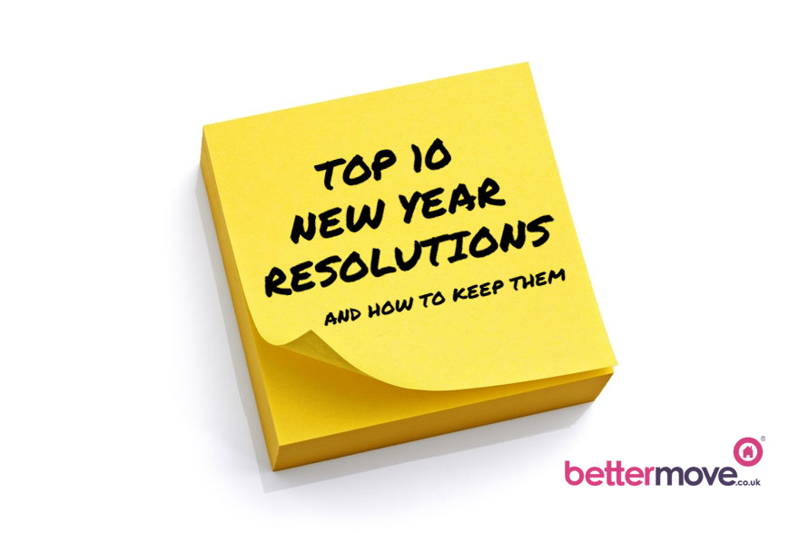 Top 10 New Year Resolutions & How to Keep Them