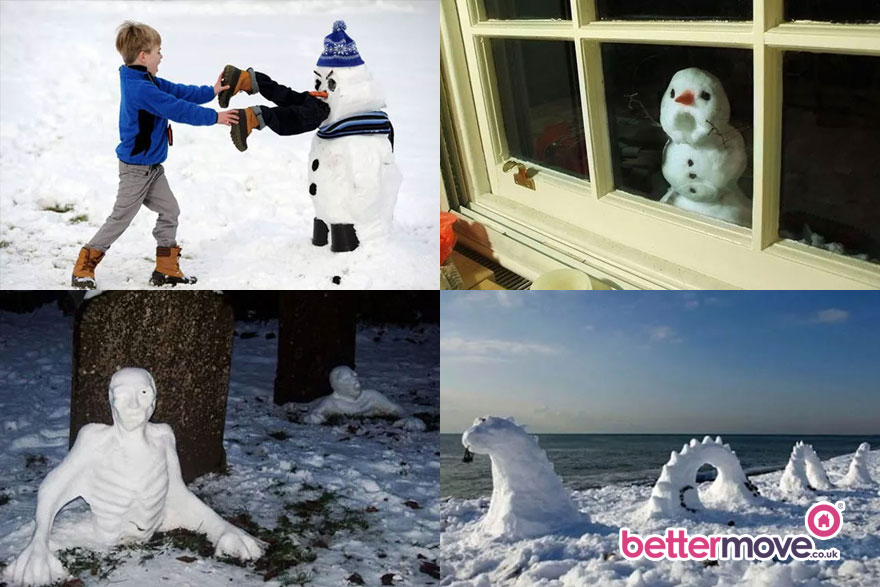 Top 10 Snowmen Ideas