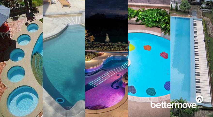 10 Wacky Swimming Pools