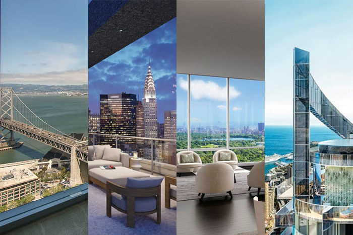 Top 10 Most Expensive Penthouses