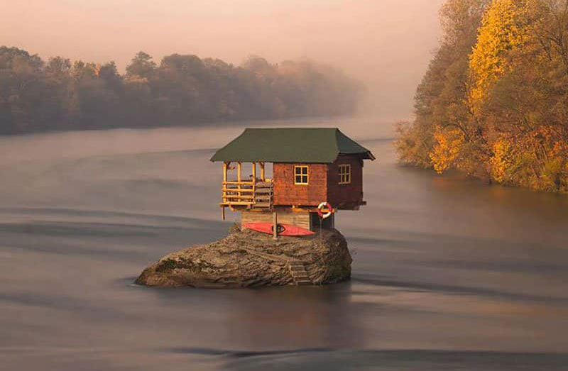 10 Of The Smallest Houses In The World